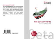 Portada del libro de USS Garcia (FF-1040)