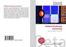 Portada del libro de Olabisi Onabanjo University