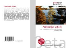 Bookcover of Podocarpus Urbanii