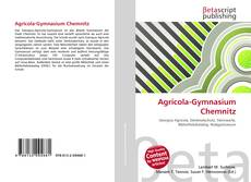Agricola-Gymnasium Chemnitz kitap kapağı