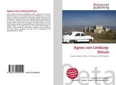 Buchcover von Agnes von Limburg-Stirum