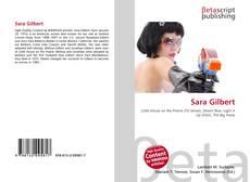 Capa do livro de Sara Gilbert