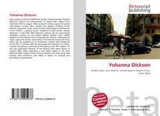 Capa do livro de Yohanna Dickson