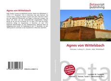 Обложка Agnes von Wittelsbach