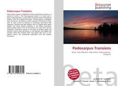 Bookcover of Podocarpus Transiens