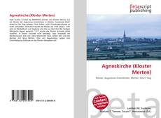Portada del libro de Agneskirche (Kloster Merten)