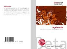 Buchcover von Agrimonia