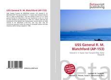 USS General R. M. Blatchford (AP-153)的封面