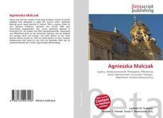 Buchcover von Agnieszka Malczak
