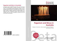 Couverture de Paganism and Wicca in Australia