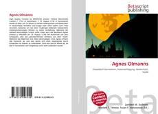 Capa do livro de Agnes Olmanns
