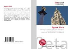 Buchcover von Agnes Plum