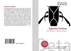 Обложка Agriotes lineatus