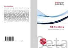Bookcover of Rob Holmberg