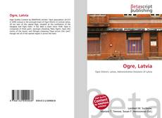 Bookcover of Ogre, Latvia
