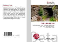Borítókép a  Guitarrero Cave - hoz