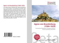 Portada del libro de Agnes von Brandenburg (1584–1629)