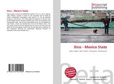 Xico - Mexico State的封面