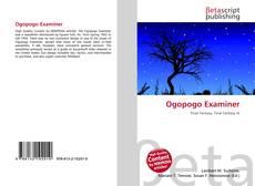 Borítókép a  Ogopogo Examiner - hoz