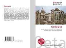 Bookcover of Gamzigrad