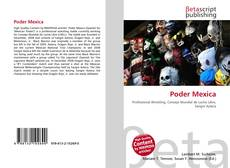 Bookcover of Poder Mexica