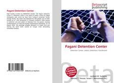 Capa do livro de Pagani Detention Center