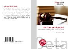 Обложка Socialist Association