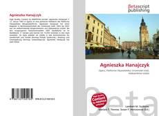 Agnieszka Hanajczyk kitap kapağı
