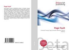 Buchcover von Page Fault