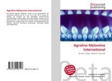 Borítókép a  Agrolinz Melamine International - hoz