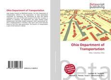 Ohio Department of Transportation kitap kapağı