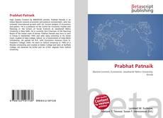 Portada del libro de Prabhat Patnaik