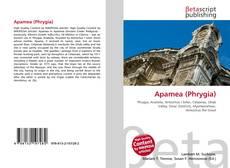 Capa do livro de Apamea (Phrygia)