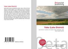 Bookcover of Yoke (Lake District)