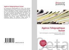 Agénce Télegraphique Suisse kitap kapağı