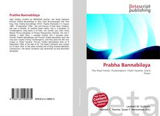 Buchcover von Prabha Bannabilaya