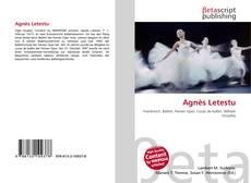 Couverture de Agnès Letestu