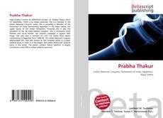 Обложка Prabha Thakur