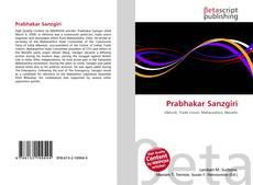 Bookcover of Prabhakar Sanzgiri