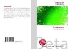 Обложка Rhamnose