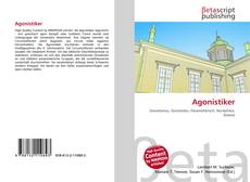 Capa do livro de Agonistiker