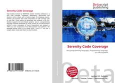 Bookcover of Serenity Code Coverage