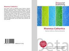 Copertina di Rhamnus Cathartica