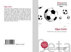Oğuz Çetin kitap kapağı