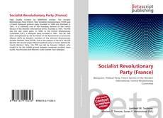 Обложка Socialist Revolutionary Party (France)