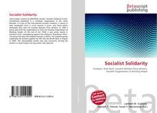 Bookcover of Socialist Solidarity