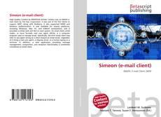 Обложка Simeon (e-mail client)