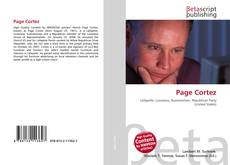 Page Cortez kitap kapağı