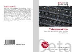 Yokohama Arena kitap kapağı