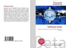 Software Suite kitap kapağı